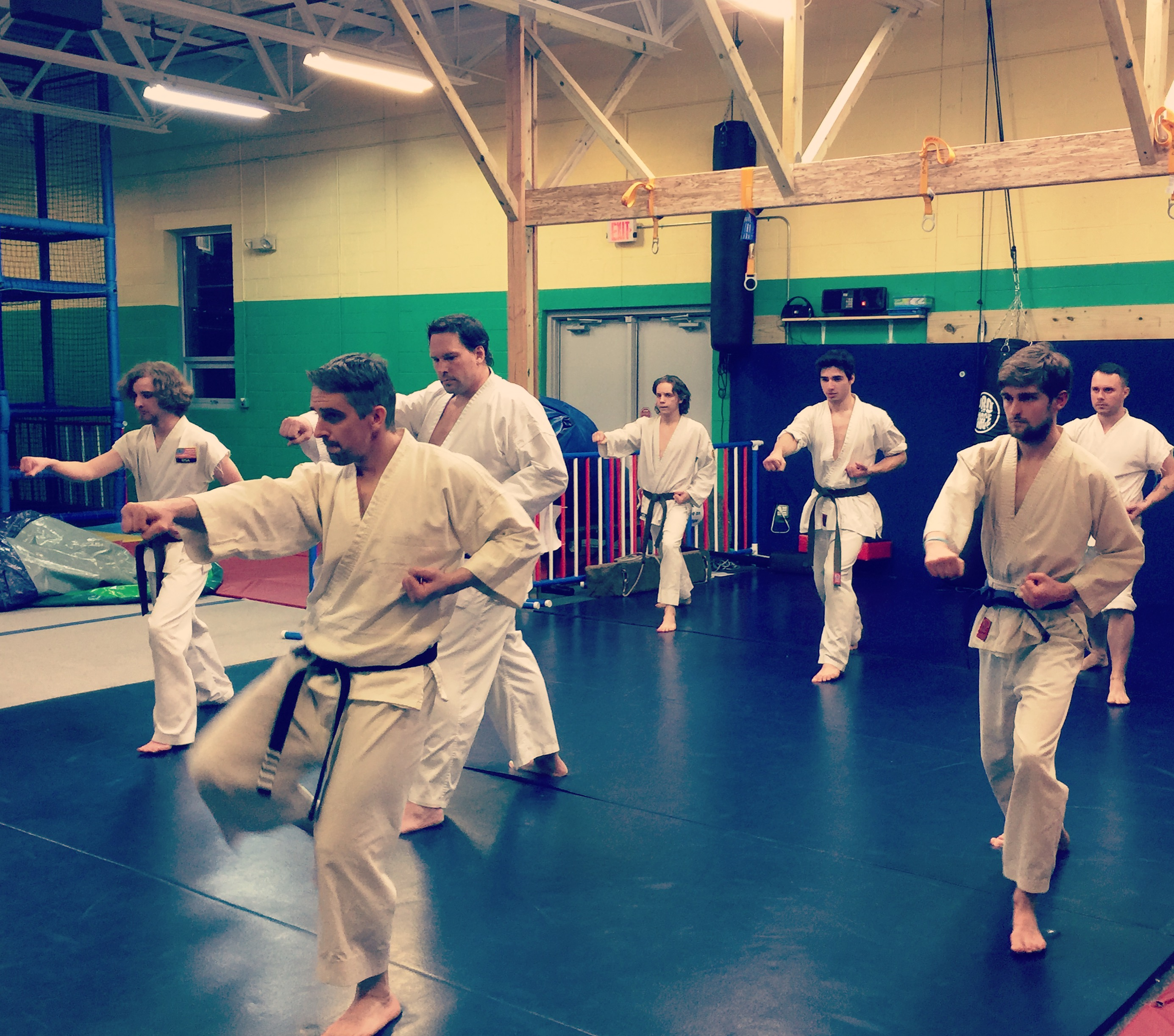 Classes for Adults at Danbury Martial Arts Center