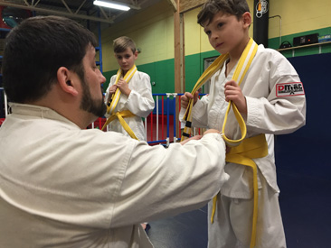 new milford kids martial arts