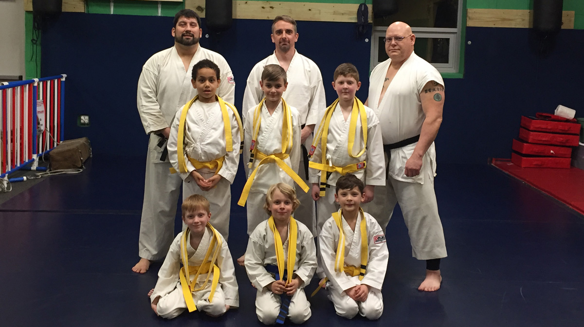 kids martial arts new milford ct