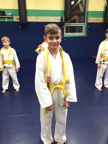kids martial arts new milford